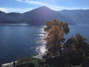 Fall at Villa Carlotta