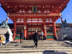 Fushimi Inari Taisha-Kyoto