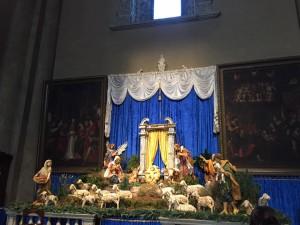 Presepe Duomo Como