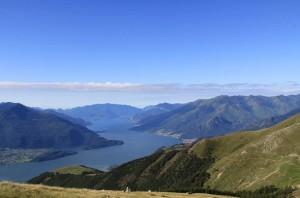 Alto Lario view tourist guide lake como