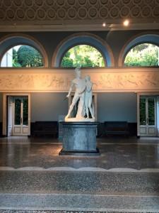 "Villa Carlotta-Museum ""Mars&Venus"""