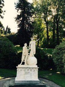 """Villa Melzi - """"Dante &Beatrice"""""""