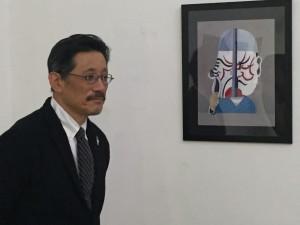 Prof. Shinohara Manga Show Hitokoma Art
