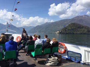 boat lake como location