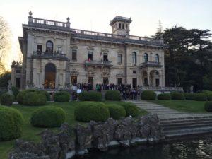 Villa Erba-LakeComo location