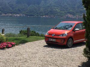 Up Volkswagen Lago di Como