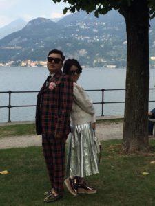PSY & Lago di Como