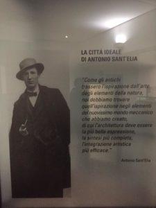 Antonio Sant'Elia-La città ideale