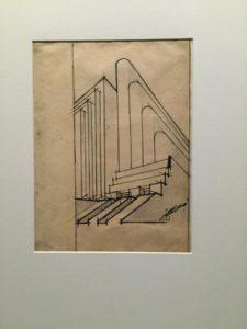 Antonio Sant'Elia-disegno