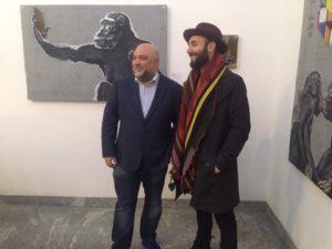Salvatore Marsiglione e Simone Fugazzotto